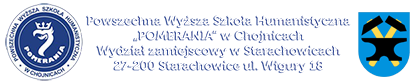 Studia licencjackie - Starachowice : Wydział Zamiejscowy PWSH Pomerania